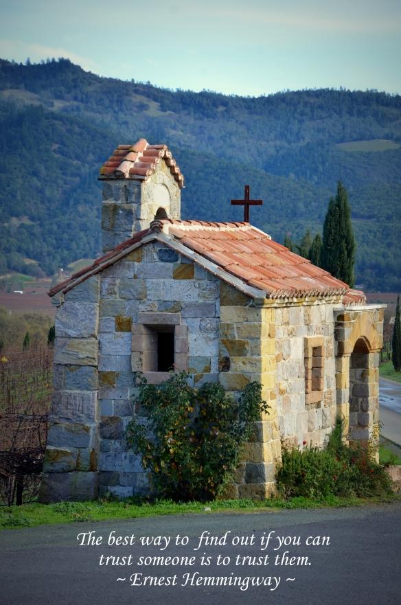 Castello di Amorosa 129
